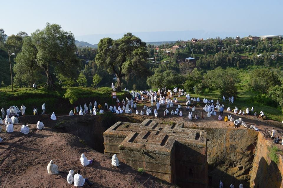 Two days in Lalibela: Exploring the churches - Trains, Planes and Tuk Tuks